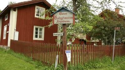 Hembygdsmuseet Åsgårdarna