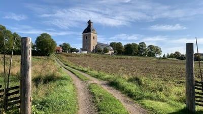 Stora Skedvi kyrka