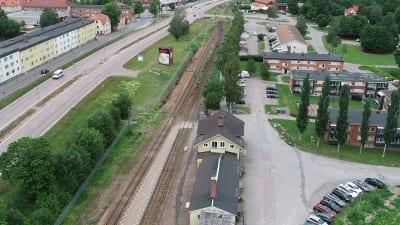 Pågående järnvägsprojekt