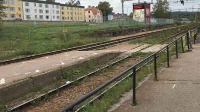 Pågående järnvägsprojekt i Säters kommun