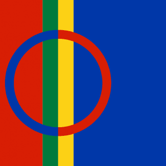 Samisk flagga