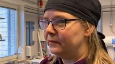 Medarbetare i fokus: Ulrika Larsson Storhaga förskolekök