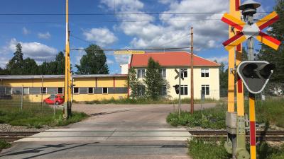 Detaljplan för mötesspår i Mora By samt upphävande av del av detaljplan (byggnadsplan) för del av Mora by