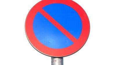 Parkeringsförbud på del av Gustaf Adolfsvägen