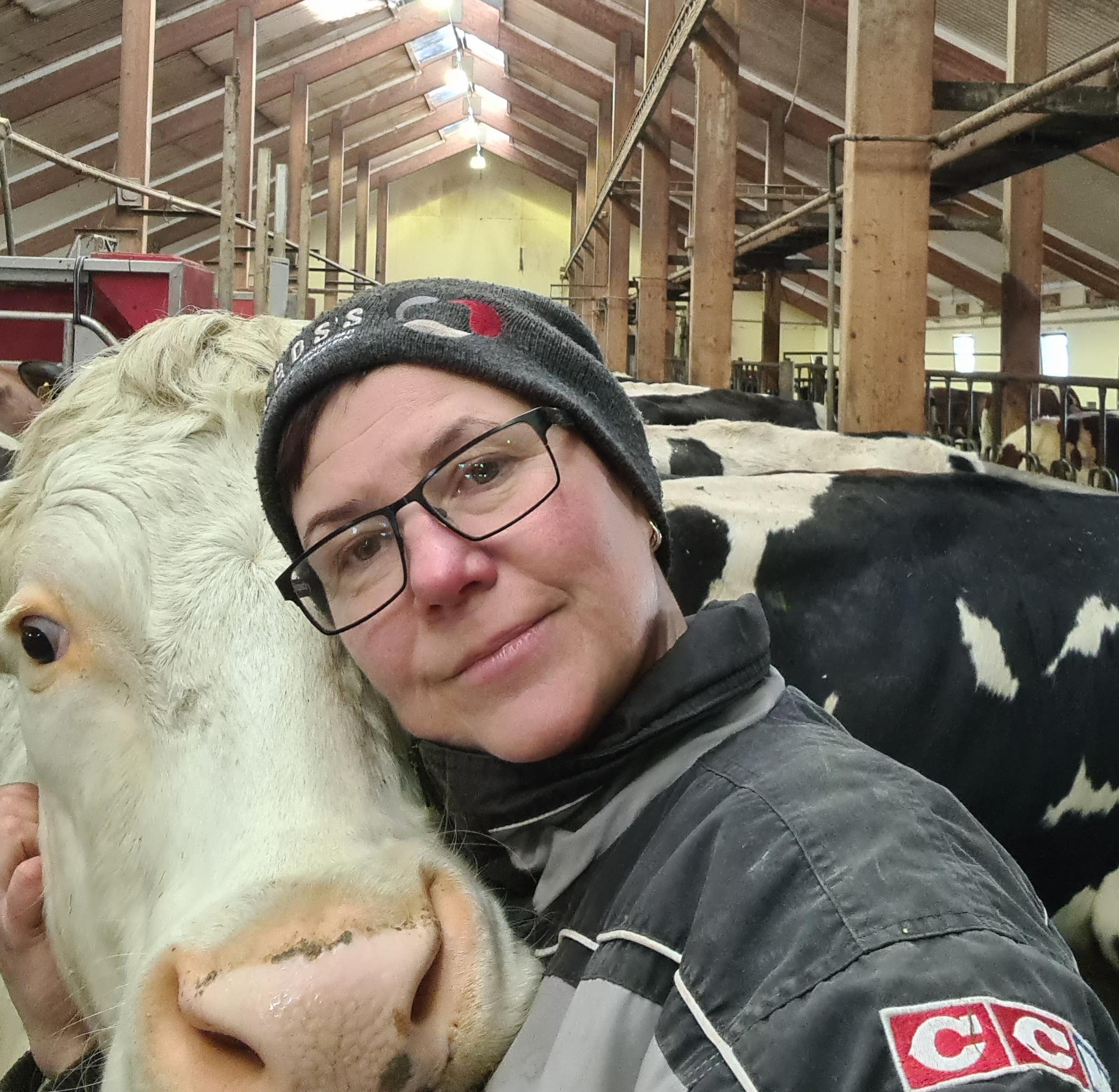 Företaget Gustafs ekomjölk