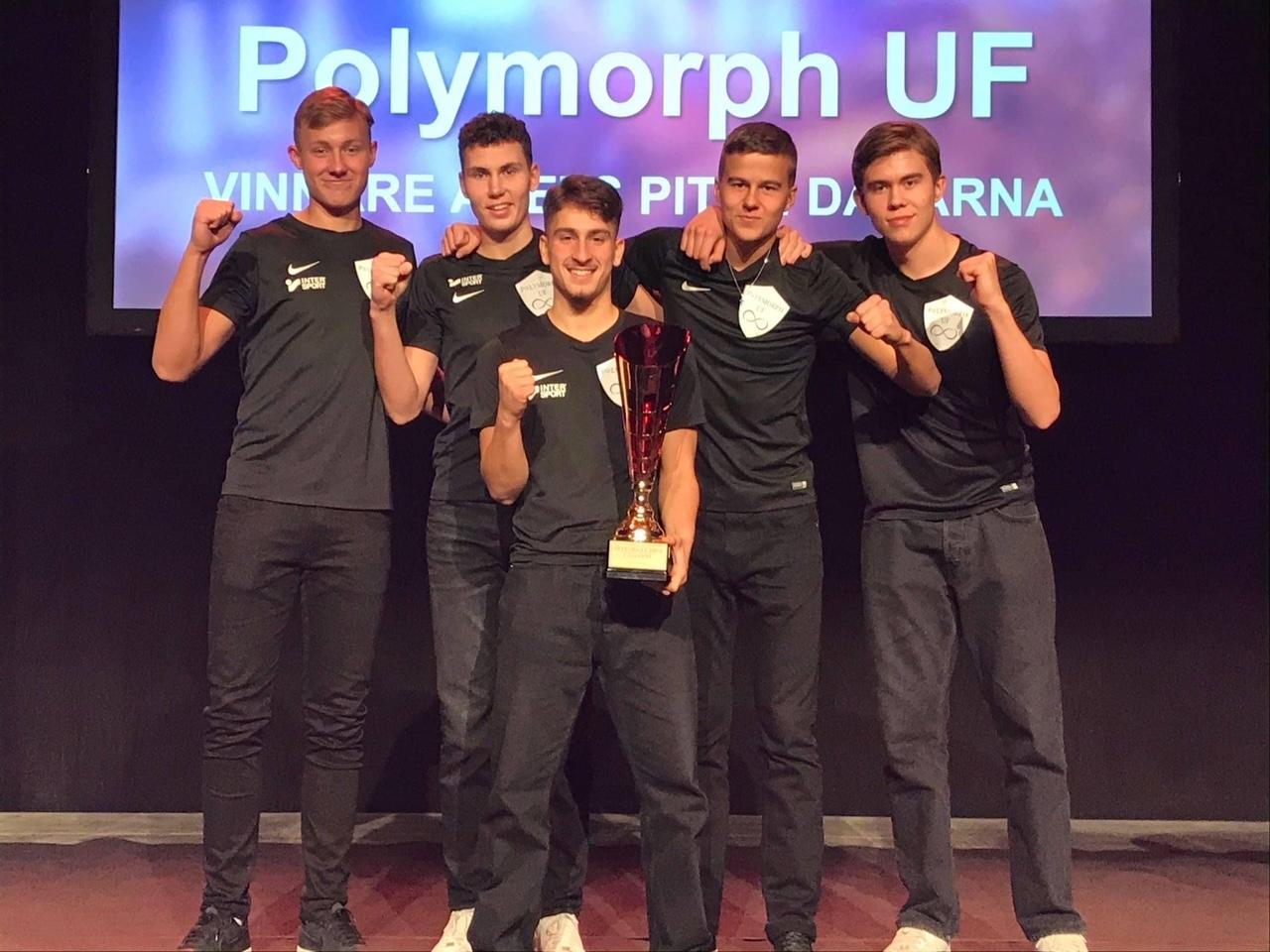 UF-företaget Polymorph
