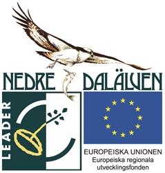 Leader Nedre Dalälvens logga