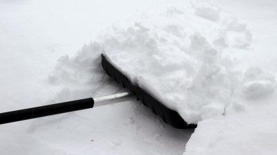 Stöd med snöskottning för personer med nedsatt rörelseförmåga/funktionshinder